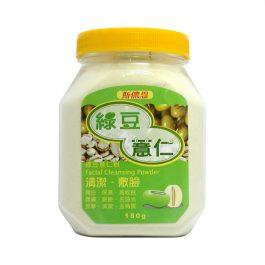 斯儂恩 綠豆薏仁粉&白芷粉 180g(罐裝)
