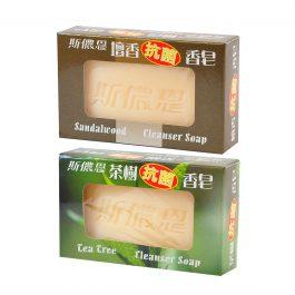 斯儂恩 抗菌香皂90g