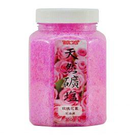 斯儂恩 天然礦鹽(泡澡鹽) 550g