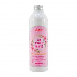 斯儂恩 玫瑰/小蒼蘭/牛奶 泡泡浴 400ml